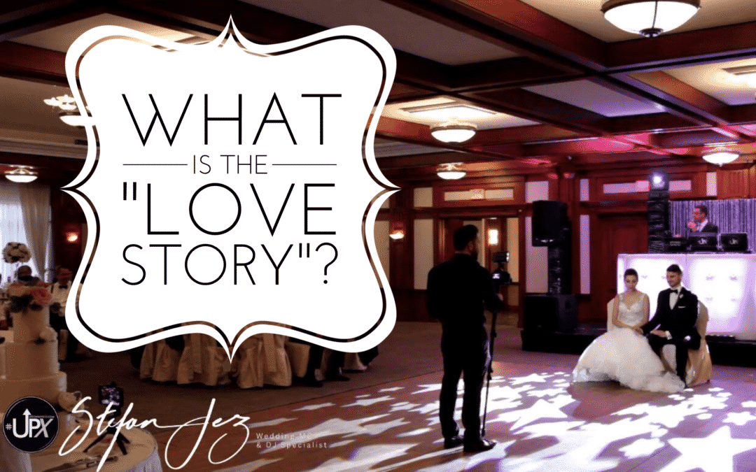 What Is The Love Story At A Wedding Uptown Xpress Montreal
