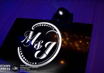 Monogram on TV
