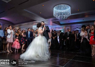 Montreal Wedding First Dance
