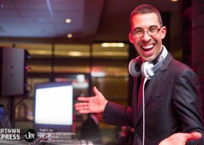 Wedding MC Stefan Jez DJ Montreal